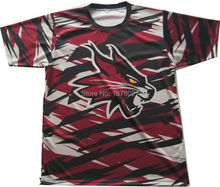Custom Black Maroon Grey Crew Neck Softball Team Shirts For Sale