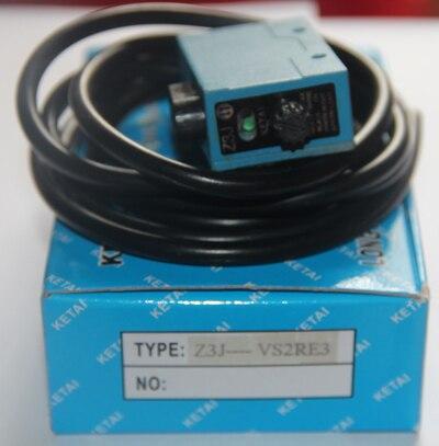 Z3J-VS2RE3 KETAI  color photoelectric sensors, color photoelectric switch Making electromechanical<br>