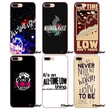 Alex Gaskarth All Time Low Rock Quote iphone case