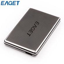 "Hot Sell EAGET G50 2.5"" Full Stainless Steel 1tb HDD 500GB USB3.0 Encryption Shockproof High-speed PC External Hard Drives Disk"