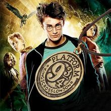 Harry potter with 934 bronze alloy necklace, necklace, harry potter harry potter necklaces