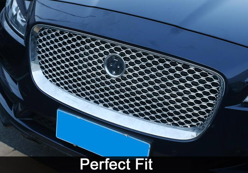 For-Jaguar-F-Pace-F-Pace-X761-2016-2017-Car-styling-ABS-Front-Grill-Cover-Trim (4)