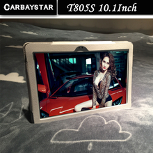 Free Gift Case Octa Core 10.1 Inch Tablet MT8752 Android Tablet 4GB RAM 64GB ROM Dual SIM Bluetooth GPS 4G LTE  Tablet PC T805S