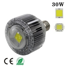 DHL free shipping led lamp 30W E40 led high bay light e40 led warehouse light industrial light  AC85-265V