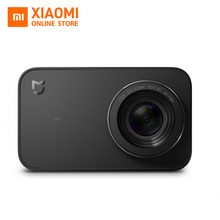Xiaomi Mijia Mini Sport Action Camera 4K Video Recording WiFi Digital Cameras 145 Wide Anglen App Control 2.4 Inch Touch Screen(China)