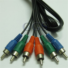 MLLSE Component RGB Ypbpr HD Video Cable For DVD 5 FT 1.5M CB002