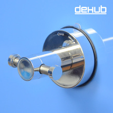 DeHUB Suction Cup Handbag Holder Powerful Vacuum Suckers For Glass Coat Hook Hang Coat Hooks(China)