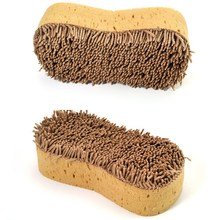 EE support 2Pcs Quality Sponge Scratch-resistant Auto Car Wash Washer Supplies Car Cleaning Sponge 23*11*6.5CM XY01