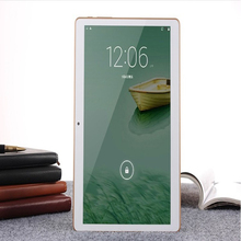 10 Inch Original 3G Phone Call Android Quad Core Tablet pc Android 4.4 2GB RAM 16GB ROM WiFi FM Bluetooth 2G+16G NiceTablets Pc(China)