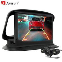 Junsun 7 inch Portable Car GPS Bluetooth Navigation System Units 8GB Vehicle Truck GPS Free Map Update With Sunshade