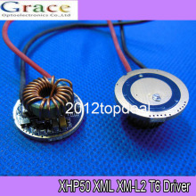 5 Mode/1Mode Constant Current 2800mA DC 12V XML T6 Led Driver For Cree XML XM-L2 LightingTransformers 5 Mode