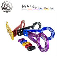 LA racing-For BENEN Racing Front Tow Hook Aluminum Alloy Front tow hook Benen for honda civic INTEGRA EG EK DC DC2(China)