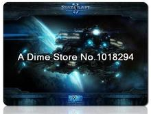 StarCraft 2 mouse pad Natural rubber mousepad laptop mouse pad keyboard computer gaming mouse pad gamer play mats