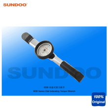 Sundoo SDB-10 1-10N.m Portable Dial Indication Torque Wrench Meter
