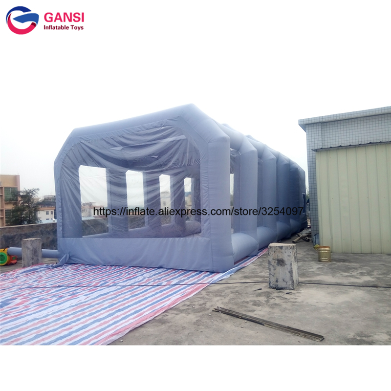 inflatable spray booth11