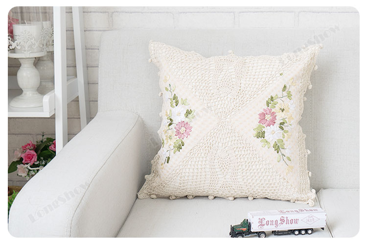 Pillow covers (3)