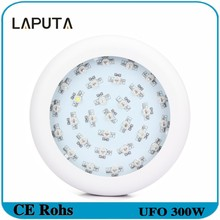 1pcs UFO Led Grow Light 300W Double Chips Full Spectrum Led Plant Growing Lamp for Indoor Greenhouse Plant Flowering