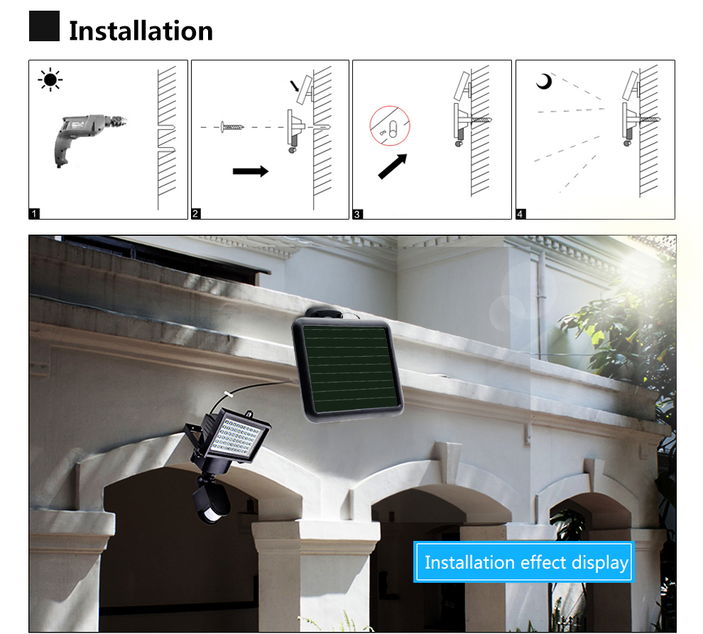 360 Degree Rotated Path Wall Lamps (16)