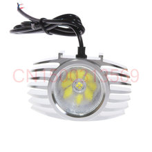 Free Shipping 2pc car-styling LED MOTORCYCLE SPOT DRIVING FOG LIGHT FOR BMW Spotlight(China)