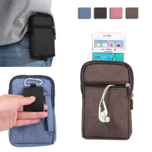 For Iphone 4S 5 5S SE 6 6S 7 Plus Cases Multi Phone Model Wallet Pouch Belt Clip Case Holster For HTC One E8 E9 X9 M9 M8 A9 S9