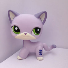 LITTLEST PET Animals Collection LPS Figure For Girl  Short Hair Cat  DWA263