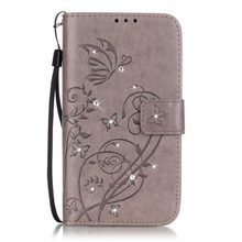 TUKE For Galaxy S2 Flip PU Leather Case For Samsung Galaxy S2 SII i9100 GT-i9100 cover Magnetic Phone Bag