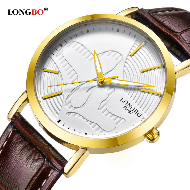 LONGBO Luxury Quartz Watch Casual Fashion Leather Watches Men Women Couple Watch Sports Analog Wristwatch Relogio Masculine <br><br>Aliexpress