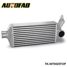 AUTOFAB- T6061 Full Aluminum Performance Spec.Cooler Turbo Intercooler For 08-14 WRX EJ25 GH GRB GEE AF-INT0025TOP