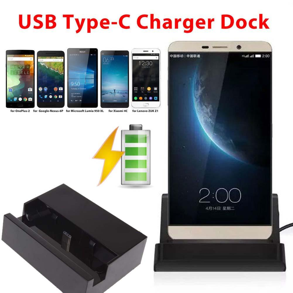 USB 3.1 Type C Charger Charging Dock Cradle Station Google Nexus 5X 6P Bl fast charging phone charging dock APE