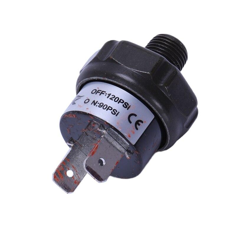 Compresor de aire interruptor de presión de 85-105 PSI de presión de aire nuevo Interruptor De Control