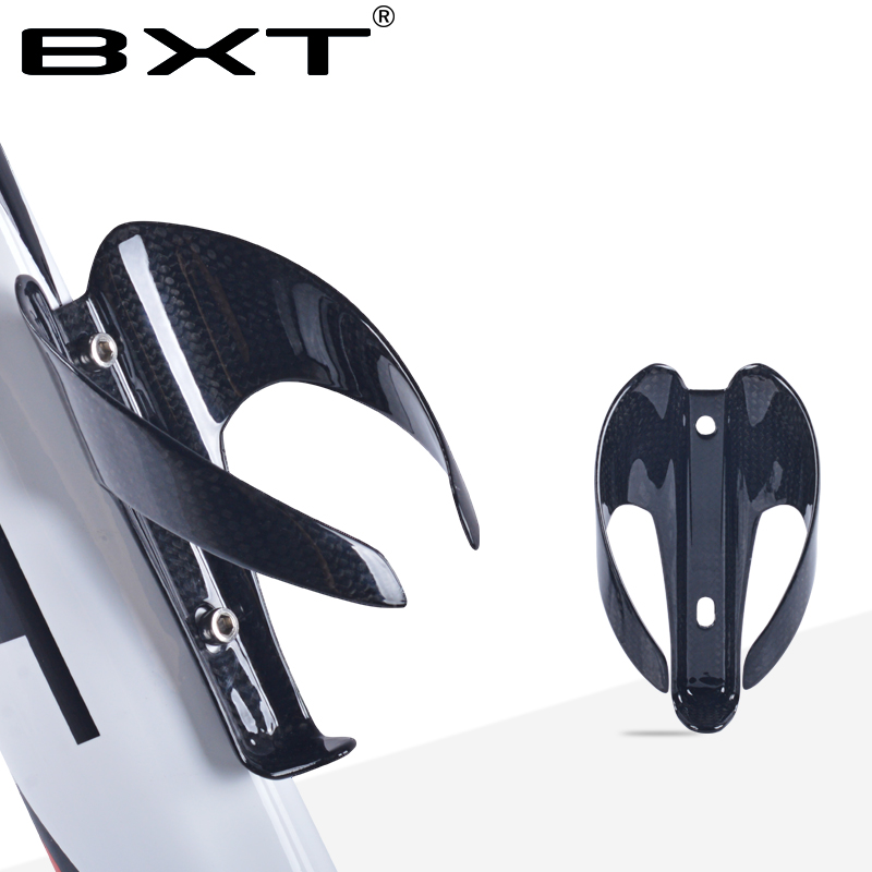 2017 new Full carbon bottle cage bontrager 3k Mountain / Road bike water bottle holder Bike Accessories Free Shipping(China)
