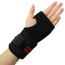 Aolikes Sports Wrist Safety Supports Fitness Weight Lifting Grips Straps Elastic Wrist Wraps