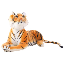 1pcs 25cm/30cm Small cute plush tiger toys lovely stuffed doll Animal pillow Children Kids birthday gift(China)