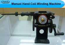 1pcs New Manual Hand Coil Winding Machine Winder NZ-5 Dual Purpose Manual Coil Winder