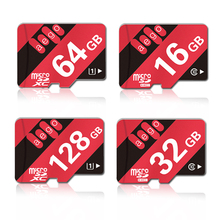 AEGO Micro SD 16GB Class10 Flash Memory Card 8GB/16GB/64GB/128GB UHS-1 Micro SD TF Card For Smartphone Tablet  Camera