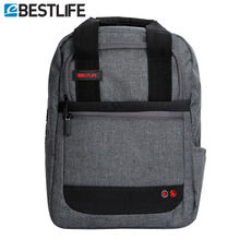 "BESTLIFE Casual Laptop Backpack travel Rucksack College Student Book bag Business Bags Men Women bagpack 15.6"" Computer bagpack(China)"