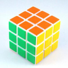 restore at once puzzle cube high quality smooth magic cube magic tricks not the Ordinary(China)