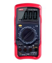 UNIT UT52 digital multimeter genuine original, manual ranging ,High-quality, precision measurement, brand products.