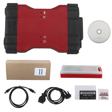 Professional VCM II 2 in 1 Diagnostic Tool for Ford vcm II IDS V106 and for Mazda V107 OBD2 Scanner by DHL(China)