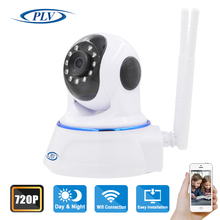 PLV-NC619RW 720P Wireless Wifi IP Camera Night Vision Camera IP Baby Moniter CCTV WIFI P2P Onvif IP Camera Support TF Card
