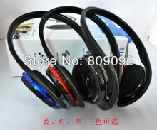 Wireless Bluetooth Stereo Headphone TF Card Slot for FM Radio MP3 Cell phone PC(China)