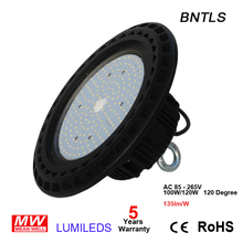 100W  120w UFO LED high bay light 6000K 15000lm IP65 Retrofit highbay lamp Fixture