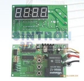 Multi Coin acceptor Selector mech CH-924 &amp; time control timer board<br><br>Aliexpress