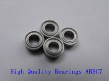 4PCS 6x12x4 Stainless steel hybrid ceramic ball bearing 6x12x4mm SMR126 ZZ CB ABEC7