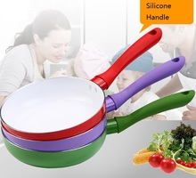 18cm/26cm Ceramic Pan Nonstick Frying Pan Ceramic Fry Egg Pan