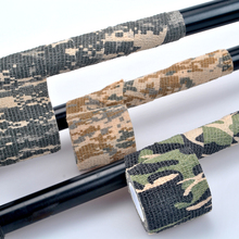 5cmx4.5m Army Camo Outdoor Hunting Shooting Tool Camouflage Stealth Tape Waterproof Wrap Durable tape camouflage