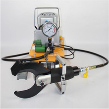 CPC-120C Electric Hydraulic Cable Cutter cut 120mm armoured Cu/Alu cable