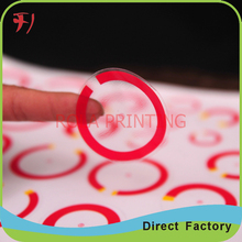 Printing Logo Printed Custom Adhesive Sticker,Self Adhesive Honey Stickers,Honey Packaging Bottles Labels