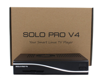 2017 Hot SOLO PRO V4 Digital Satellite TV Receiver DVB-S2 HD Linux Enigma2 BCM7362 751MHz MIPS Powerful Support Smartcard Reader(Hong Kong)