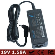 19V 1.58A  Power AC Adapter Charger For ASUS EXA1004UH For ASUS MINI Eeepc CX101H X101CH 1015CX 1015PW 1015PX With AC Cable